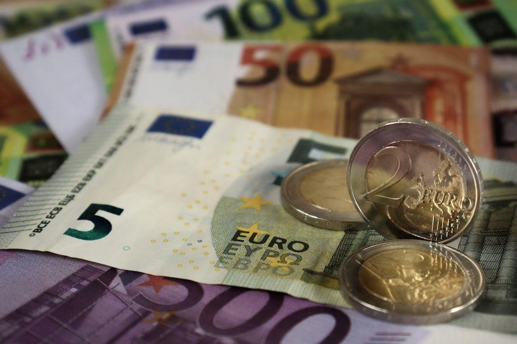 Euro Currency Money Finance Coins  - geralt / Pixabay